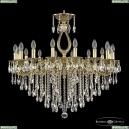 72302/16/300 B GB Подвесная люстра под бронзу из латуни Bohemia Ivele Crystal (Богемия), 7202