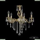 72401/5/175 B G FA5S Подвесная люстра под бронзу из латуни Bohemia Ivele Crystal (Богемия), 7201