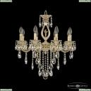 72401/8/175 B GW FA10S Подвесная люстра под бронзу из латуни Bohemia Ivele Crystal (Богемия), 7201