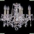1413/5/141/Pa Хрустальная подвесная люстра Bohemia Ivele Crystal (Богемия)