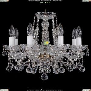 1413/8/165/Pa/Balls Хрустальная подвесная люстра Bohemia Ivele Crystal (Богемия)