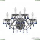 1410B/3+2/195/XL Ni V3001 M781 Бра Bohemia Ivele Crystal (Богемия)