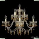 1410B/3+2+1/240/XL G V1003 R721 Бра Bohemia Ivele Crystal (Богемия)