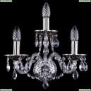 1600/3/NB Хрустальное бра Bohemia Ivele Crystal (Богемия)