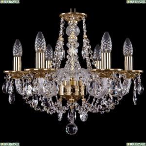 1606/6/160/G Хрустальная подвесная люстра Bohemia Ivele Crystal (Богемия)