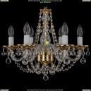1606/6/160/G/Balls Хрустальная подвесная люстра Bohemia Ivele Crystal (Богемия)