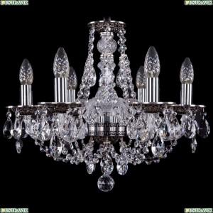 1606/6/160/NB Хрустальная подвесная люстра Bohemia Ivele Crystal (Богемия)
