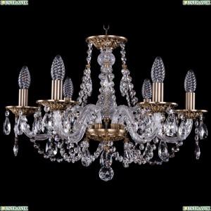 1606/6/195/FP Хрустальная подвесная люстра Bohemia Ivele Crystal (Богемия)