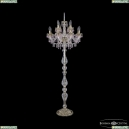 16110T8/8+4/195-165 G V7010 Торшер Bohemia Ivele Crystal (Богемия)