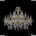 16111/12+6/300/2d G Люстра Bohemia Ivele Crystal (Богемия)