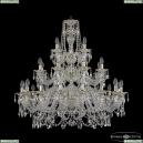 16111/16+8+4/360/3d GW Люстра Bohemia Ivele Crystal (Богемия)