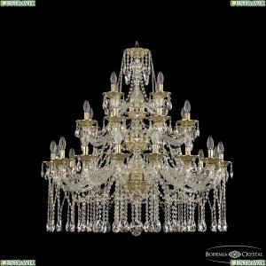 16113/16+8+4/360/3d G Люстра Bohemia Ivele Crystal (Богемия)