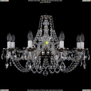 1606/8/240/NB Хрустальная подвесная люстра Bohemia Ivele Crystal (Богемия)