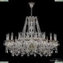 16211/20/400 Ni Люстра Bohemia Ivele Crystal (Богемия)