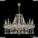 16213/12/300 G Люстра Bohemia Ivele Crystal (Богемия)