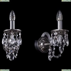 1610/1/NB Хрустальное бра Bohemia Ivele Crystal (Богемия)