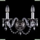 1610/2/NB Хрустальное бра Bohemia Ivele Crystal (Богемия)