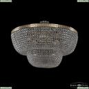 19101/100IV G Люстра Bohemia Ivele Crystal (Богемия)