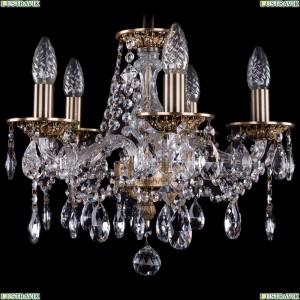 1613/5/141/FP Хрустальная подвесная люстра Bohemia Ivele Crystal (Богемия)