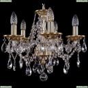 1613/5/141/G Хрустальная подвесная люстра Bohemia Ivele Crystal (Богемия)