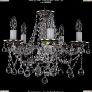 1613/5/141/NB/Balls Хрустальная подвесная люстра Bohemia Ivele Crystal (Богемия)