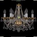 1613/6/165/Balls Хрустальная подвесная люстра Bohemia Ivele Crystal (Богемия)
