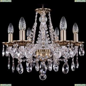 1613/6/165/FP Хрустальная подвесная люстра Bohemia Ivele Crystal (Богемия)