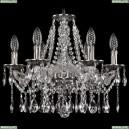 1613/6/165/NB Хрустальная подвесная люстра Bohemia Ivele Crystal (Богемия)