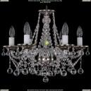 1613/6/165/NB/Balls Хрустальная подвесная люстра Bohemia Ivele Crystal (Богемия)