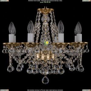 1613/8/165/G/Balls Хрустальная подвесная люстра Bohemia Ivele Crystal (Богемия)