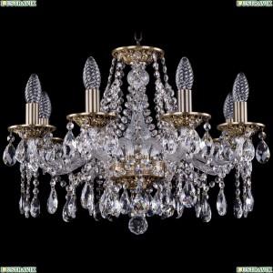 1613/8/200/FP Хрустальная подвесная люстра Bohemia Ivele Crystal (Богемия)