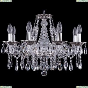 1613/8/200/NB Хрустальная подвесная люстра Bohemia Ivele Crystal (Богемия)