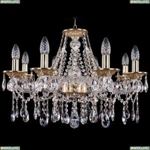 1613/8/220/G Хрустальная подвесная люстра Bohemia Ivele Crystal (Богемия)