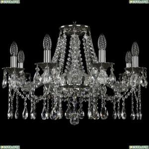 1613/8/220/NB Хрустальная подвесная люстра Bohemia Ivele Crystal (Богемия)