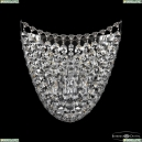 77071B/22 Ni Бра Bohemia Ivele Crystal (Богемия)