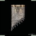83401BL/18IV-34 G Drops Бра Bohemia Ivele Crystal (Богемия)