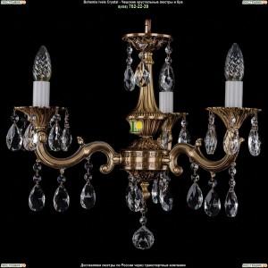 1701/3/A/FP Подвесная люстра Bohemia Ivele Crystal (Богемия)