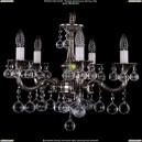 1701/5/181/A/NB/Balls Хрустальная подвесная люстра Bohemia Ivele Crystal (Богемия)