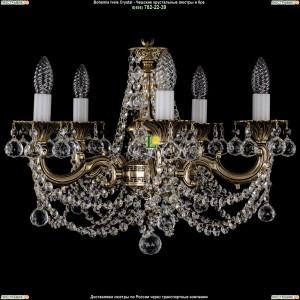 1701/5/C/GB/Balls Подвесная люстра Bohemia Ivele Crystal (Богемия)
