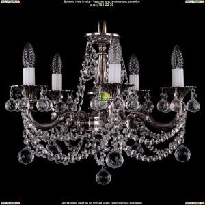 1701/5/C/NB/Balls Подвесная люстра Bohemia Ivele Crystal (Богемия)