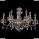 1702/5+5/250+175/A/GW Хрустальная подвесная люстра Bohemia Ivele Crystal (Богемия)