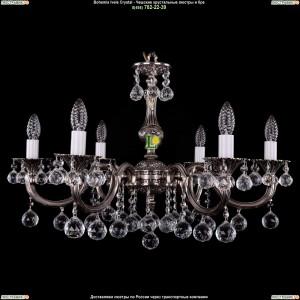 1702/6/A/NB/Balls Подвесная люстра Bohemia Ivele Crystal (Богемия)