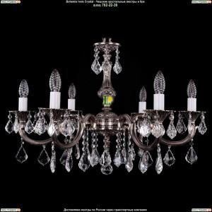1702/6/A/NB/Leafs Подвесная люстра Bohemia Ivele Crystal (Богемия)