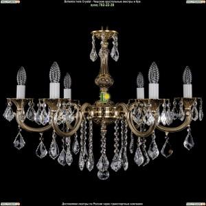 1702/6/B/GB/Leafs Подвесная люстра Bohemia Ivele Crystal (Богемия)