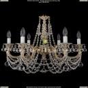 1702/6/C/GW/Balls Хрустальная подвесная люстра Bohemia Ivele Crystal (Богемия)