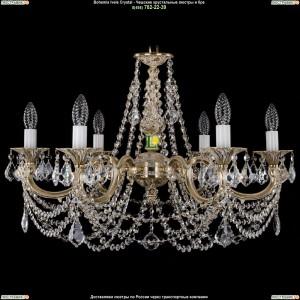 1702/6/C/GW/Leafs Подвесная люстра Bohemia Ivele Crystal (Богемия)
