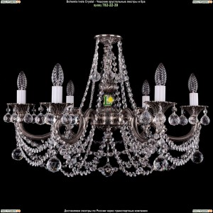 1702/6/C/NB/Balls Подвесная люстра Bohemia Ivele Crystal (Богемия)