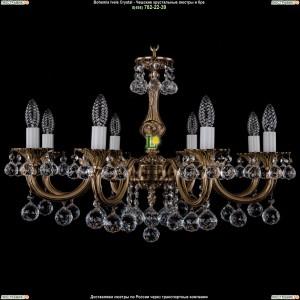 1702/8/A/FP/Balls Подвесная люстра Bohemia Ivele Crystal (Богемия)