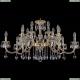 1703/14/360/A/GW Хрустальная подвесная люстра Bohemia Ivele Crystal (Богемия)