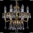 1704/6/110/A/GB Хрустальная подвесная люстра Bohemia Ivele Crystal (Богемия)